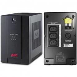 UPS APC  (BX650CI-LM) 650VA/390WATTS 4TOMAS USB AVR