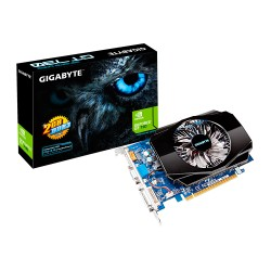 TARJETA DE VIDEO GIGABYTE NVIDIA GT730 2GB DDR3 128BIT DVI-HDMI