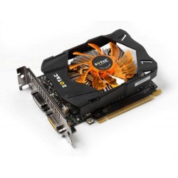 TARJETA DE VIDEO ZOTAC GTX750 1GB DDR5 128BIT 2DVI/HDMI
