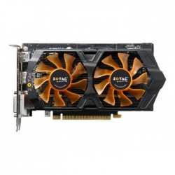 TARJETA DE VIDEO ZOTAC GTX750 2GB DDR5 128BIT 2DVI/HDMI