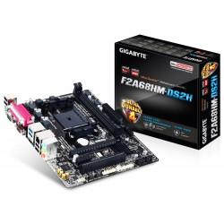 MICRO ATX GIGABYTE F2A68HM-DS2H (FM2+) MAX 64GB 2DDR3 PARA SERI HDMI
