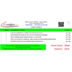 CPU COMPLETO ARMADO GIGABYTE COMBO DC J1800 2.41GHZ