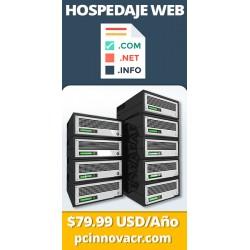 HOSPEDAJE WEB COMPARTIDO LINUX CPANEL